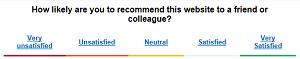 Email NPS survey image 3