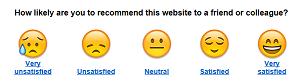 Email NPS survey image 2